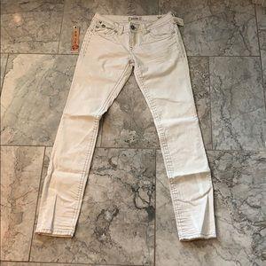 MEK Denim white Jeans size 28